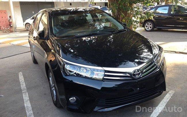 Аренда Toyota Corolla New на свадьбу Днепр
