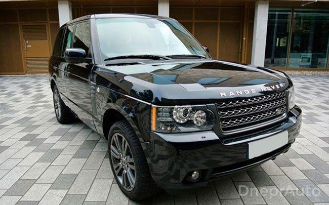 Аренда Range Rover Vogue на свадьбу Дніпро