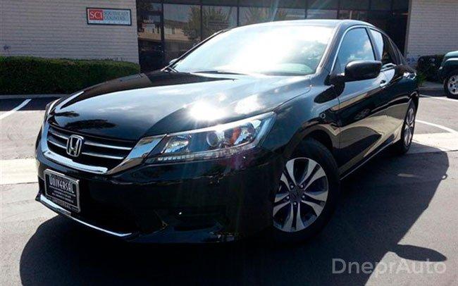 Honda Accord New