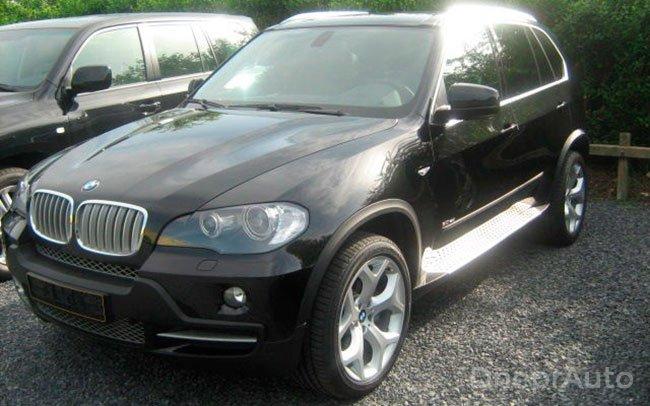 Аренда BMW X5 E70 на свадьбу Дніпро