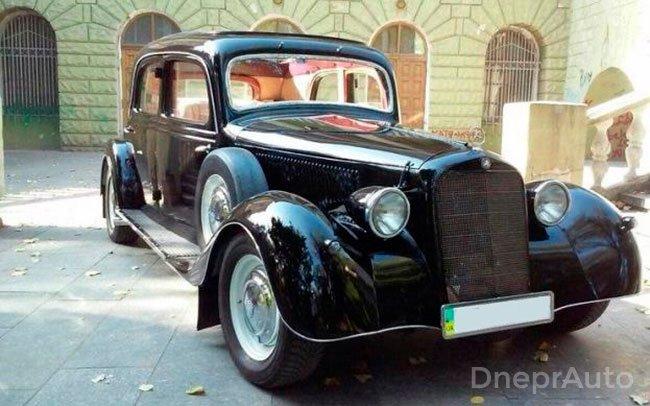 Аренда Mercedes Shtirlits на свадьбу Дніпро