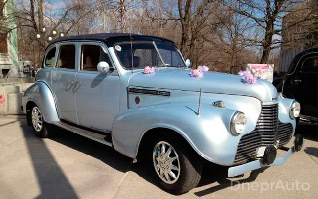 Аренда Buick кабриолет на свадьбу Дніпро