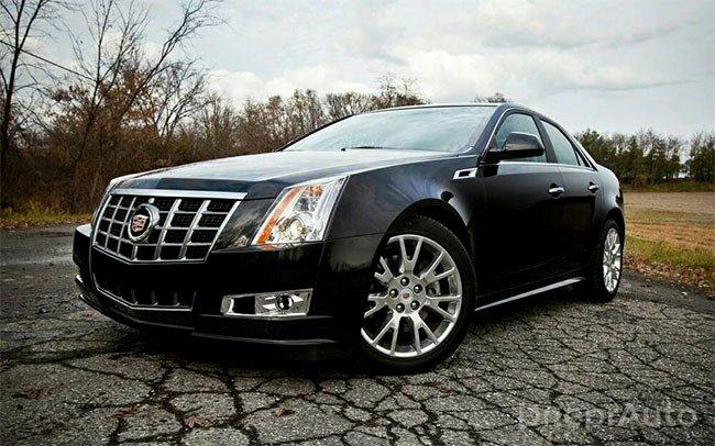 Аренда Cadillac CTS на свадьбу Дніпро