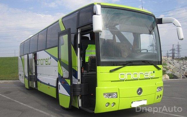 Автобус Mercedes О 350 SHD