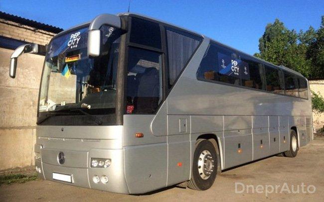 Аренда Автобус Mercedes О 350 SHD на свадьбу Днепр